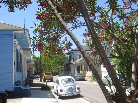 Bed And Breakfast New Orleans Bywater