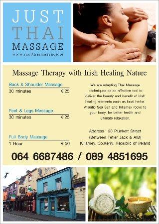 thaimassage blackeberg sunflowers massage