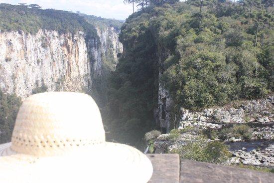 Praia Grande, SC : A essência da paz...conheça os canyons!!!!