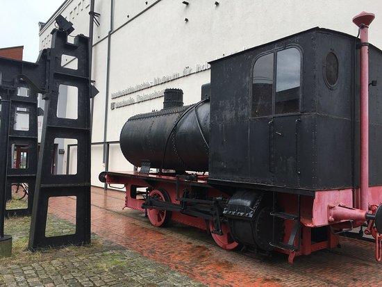 Delmenhorst, Deutschland: Eine wunderbare alte Industrieanlage
