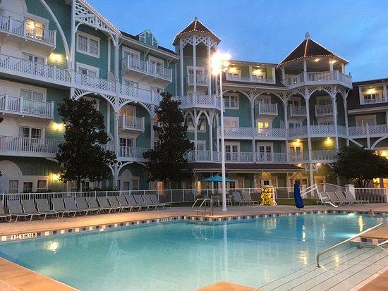 迪士尼海灘俱樂部別墅飯店照片