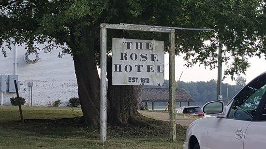 Foto de Historic Rose Hotel