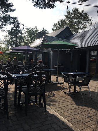 Restaurant Old Orchard St Sauveur