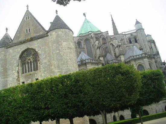 Chartres Cathedral 사진