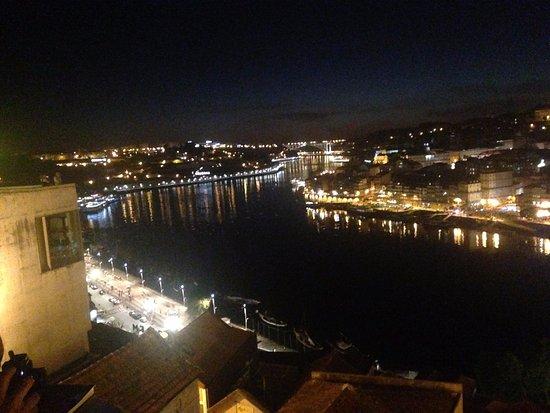 Aparthotel Oporto Sol : Vista dal ponte Dom Luis I