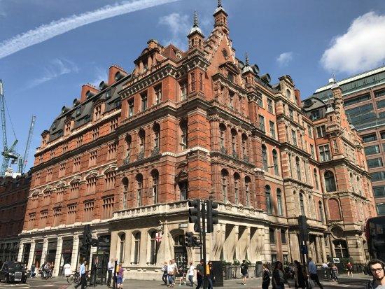 Andaz Hotel London Tripadvisor