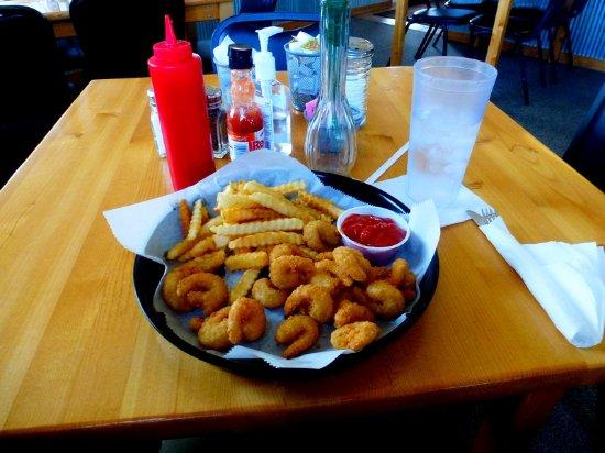 Allegan, MI: Shrimp basket