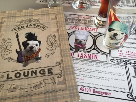 Beaugency, France: Teo Jasmin