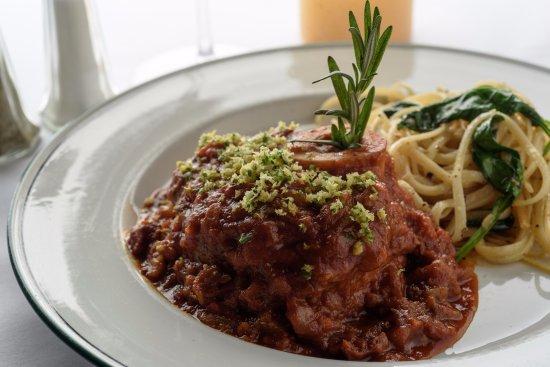 Via Emilia Italian Restaurant: Via Emilia's Famous Veal Osso Buco