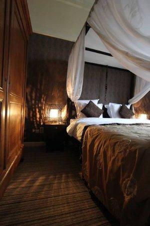 Boutique Hotel Dufays: comfort kamer Afrikaanse kamer