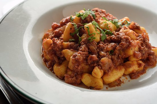 Via Emilia Italian Restaurant: Gnocchi di Patate