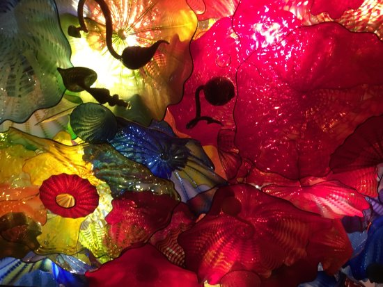 Loretto, เคนตั๊กกี้: A great day trip & tour with the added attraction of a Chihuly glass art exhibit