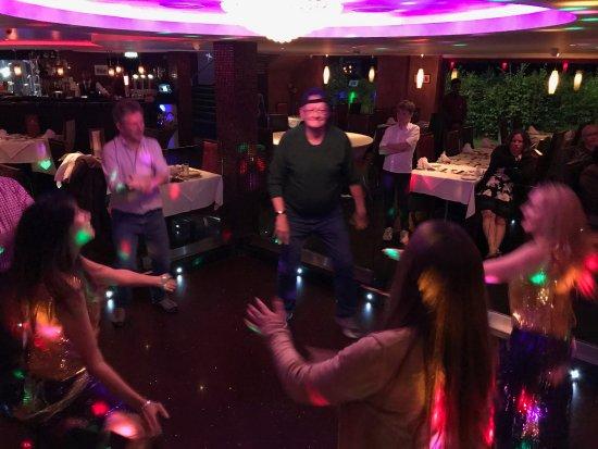 Turners Hill, UK: Dance Floor