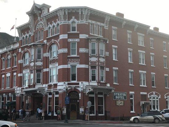 史崔特歷史飯店照片