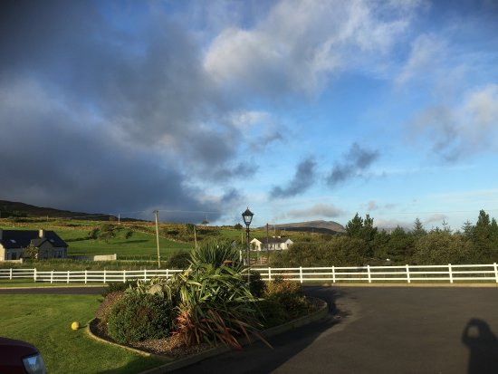 Gort Na Mona B & B: Pure Irish beauty
