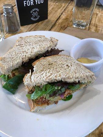Café Anglais vegan