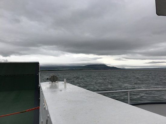 Scenic Lough Foyle Ferry