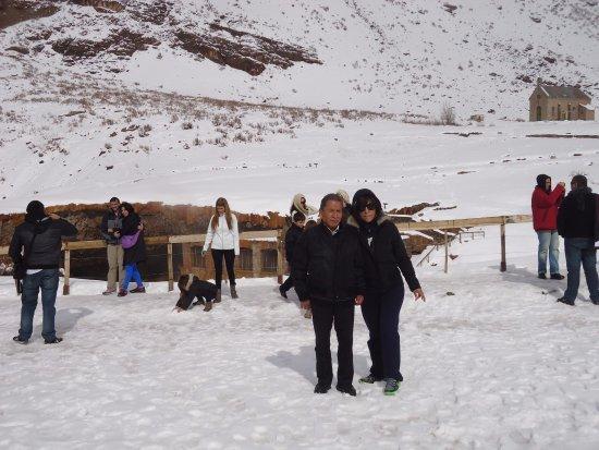 Las Cuevas, Argentina: Lindo lugar!!