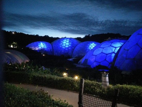 Various Eden Project Sessions 2016 2017
