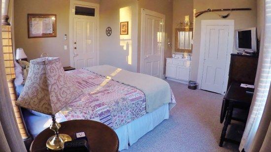 Nacogdoches, TX: Spacious rooms