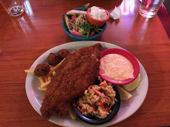 The Gunnisack: Catfish Fry dish