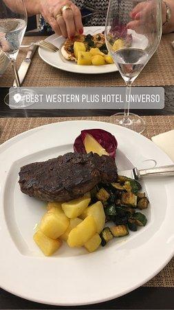 Best Western Hotel President: Muy buena estadía desde el momento de llegada , perfecta atención de personal , limpieza, calida