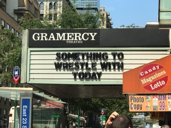 Photo of Music Venue Gramercy Theatre at 127 E 23rd St, New York, NY 10010, United States
