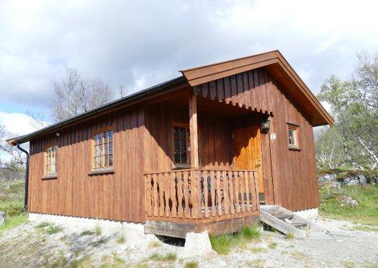 Dombas, Norwegen: Le bungalow