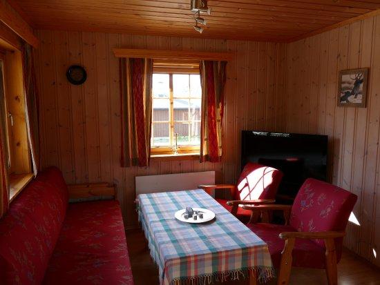 Dombas, Norwegen: le salon