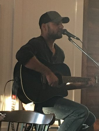 Wyalusing, Pensilvania: Live music some weekends