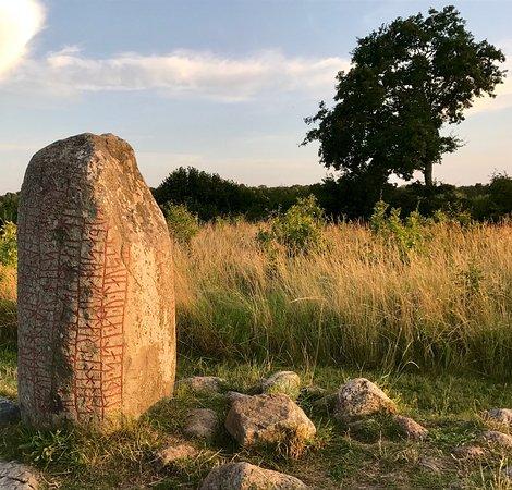 Färjestaden, Σουηδία: Karlevi Runestone