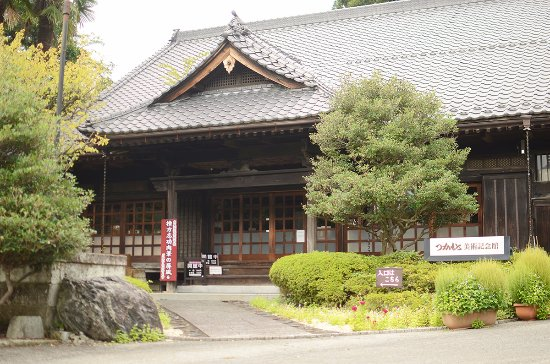 Mashiko-machi, Japan: つかもと美術館外観
