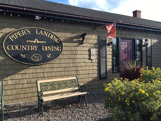 Pictou, Canada: Piper's Landing Restaurant