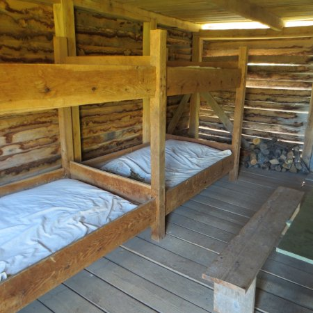 Vonore, TN: Sleeping quarters.