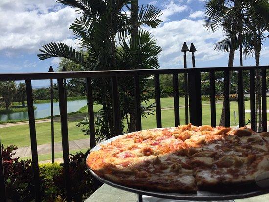 Lunch spot in Wailea