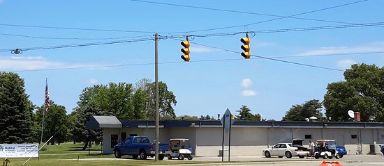 Marion, IN: Chapel Pike and Highway 15