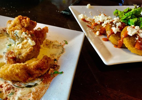 Harry's Seafood Bar & Grille: Great Food