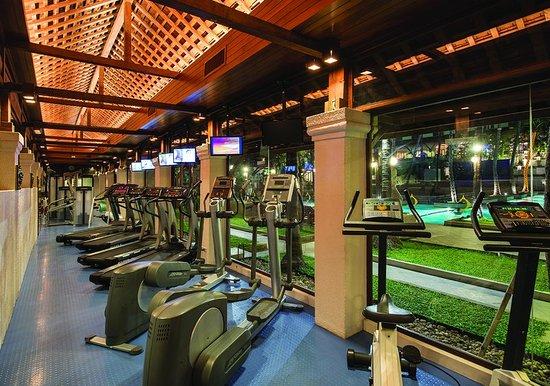 Chatrium Hotel Royal Lake Yangon: Fitness Center