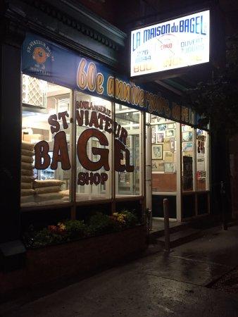 Photo of Restaurant St-Viateur Bagel Shop at 263 St. Viateur West, Montreal H2V 1Y1, Canada