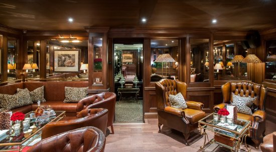 Hotel d'Angleterre: Cigar Lounge