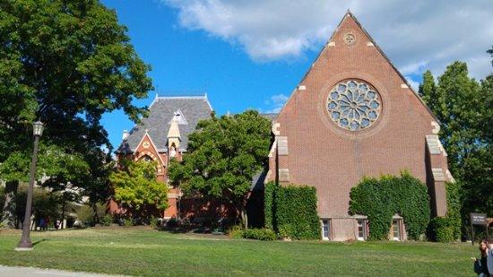 Cornell University: Sage Chapel