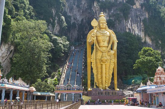 Private Tour: Batu Caves Tour from...