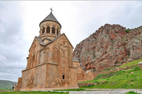 Khor Virap, Noravank and Areni Winery