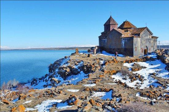 Lago Sevan, Noratus, Hayravank...