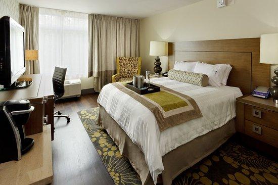 Hotel Indigo Long Island - East End: Queen Bed Guest Room