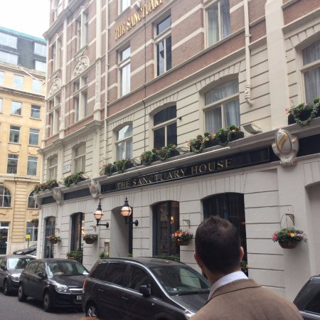 The Sanctuary House Hotel London Tripadvisor