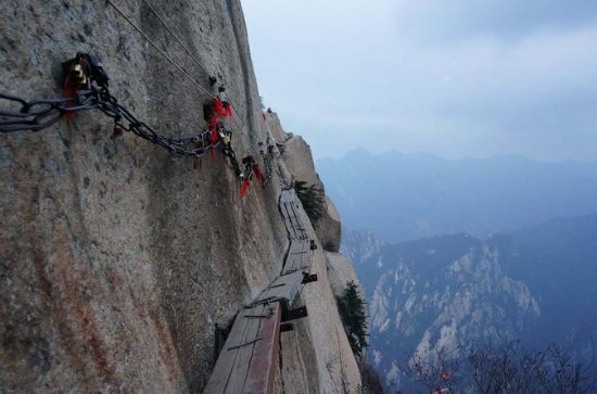 Private Day Trip to Mount Hua from...