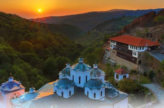 Bulgaria and Macedonia Full-Day Tour ...