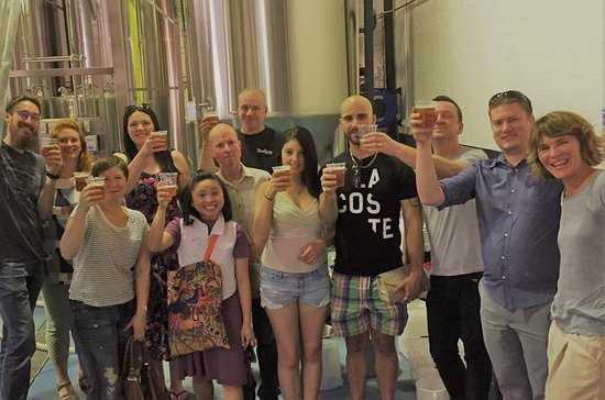 CanBEERa Explorer: Capital Brewery...