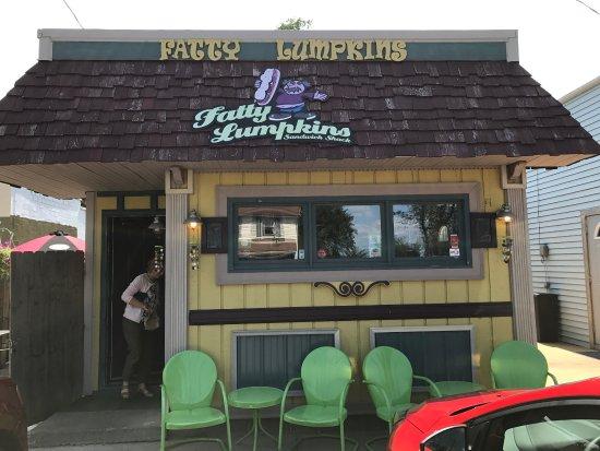 Fatty Lumpkins' Sandwich Shack: photo1.jpg